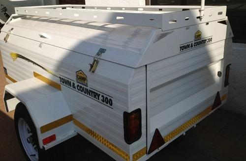 CampMaster Town and Country 300 trailer  NEW! TODAY's BARGAIN!!!    bidorbuy co za