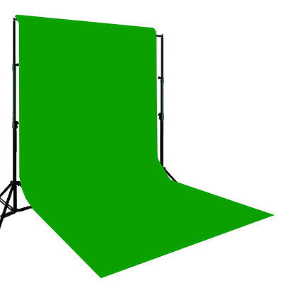 (Cloth only) Cotton Muslin green screen Photo Backgrounds