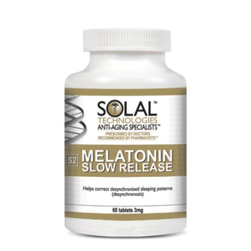 Melatonin 2 mg slow release