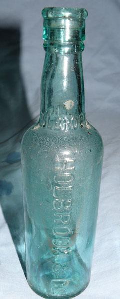 Bottles Holbrook Worcester Sauce Bottle Was Sold For R25