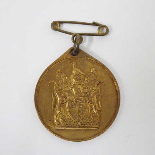 Rhodesia WW2 Victory medal - Unusual
