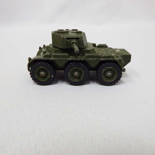 Vintage Corgi Toys Saladin Armoured car