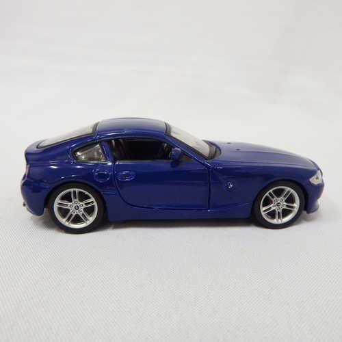 Bmw Z4 M Roadster: Burago BMW Z4 M Coupe Model Car