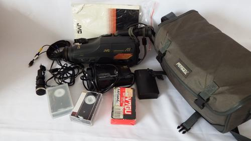 JVC Videomovie A1 camera with lots of extras - as per photo