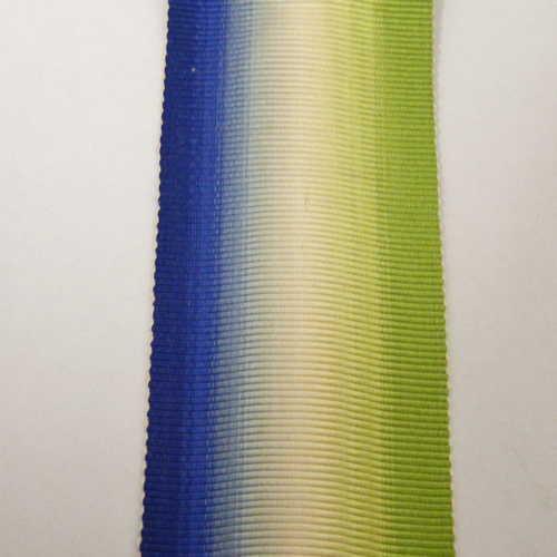 WW2 Atlantic Star medal ribbon - 15 cm