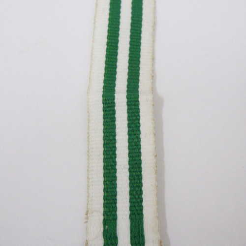 SADF 20 year long service medal ribbon - 9cm