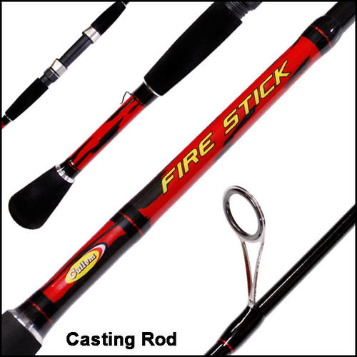 Rods baitcaster bass rod and reel combo was sold for for Baitcaster fishing rod