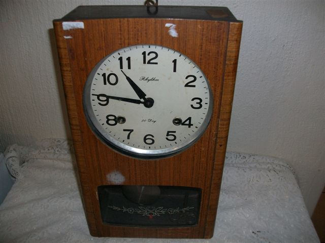 Cuckoo Amp Wall Clocks Vintage 30 Day Wall Wind Up Rhythm