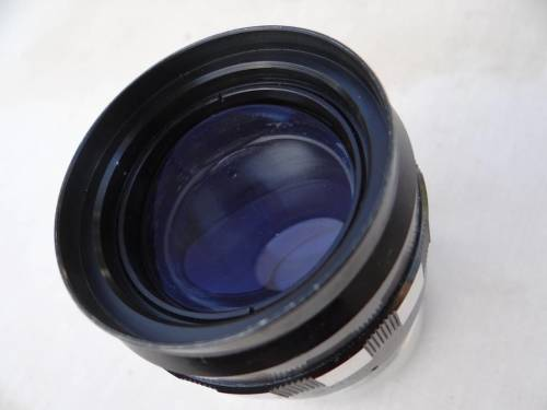 Lenses - SANKOR 16C Anamorphic lens was sold for R500 00 on