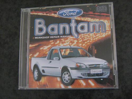 Workshop       Manuals        Ford       Bantam    Bakkie    Workshop       manual
