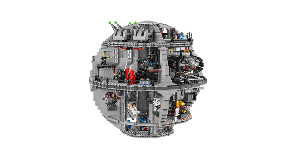 044902f02 This fantastic set also includes 23 iconic minifigures and 2 Droids to  ensure hours of Star Wars battle fun.