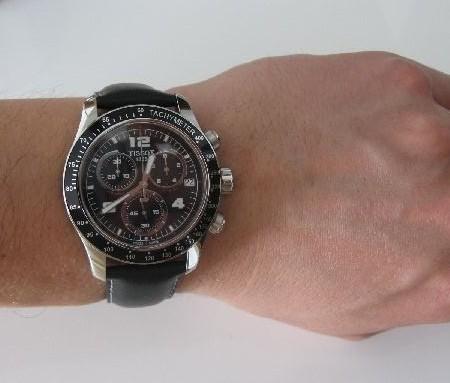 Men S Watches New Tissot Mens V8 Chronograph T039 417 16 057 00