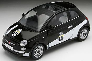 Models Juventus Soccer Club Fiat 500 Die Cast Model Car Was Listed