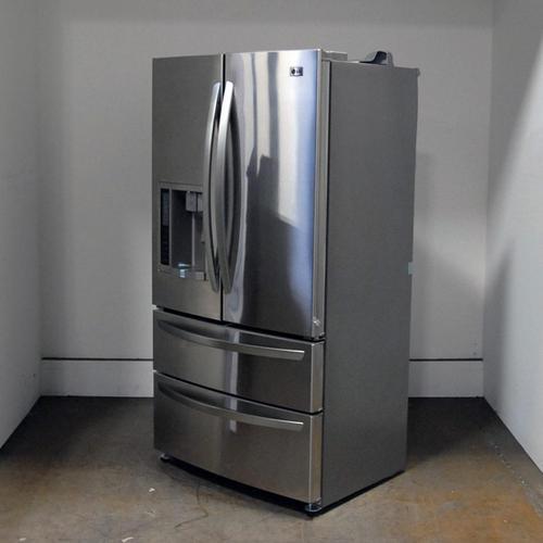 Fridges Amp Freezers Lg Lmx21981st 600 Litre Counter Depth