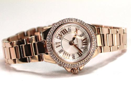 4cf112a52ecf Women s Watches - LADIES MICHAEL KORS CAMILLE ROSE GOLD WATCH MK3253 ...
