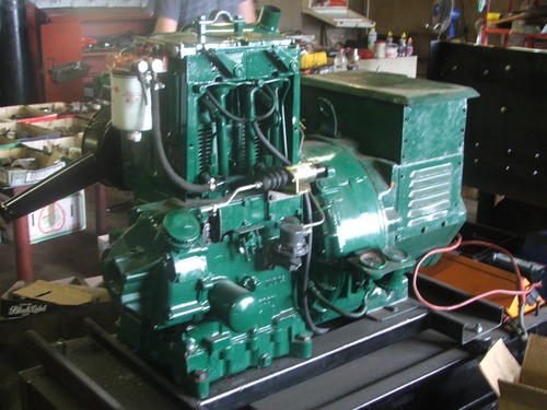 Generators electrical new 10 kva 3 phase lister diesel generator set was listed for r50 000 - Diesel generators pros and cons ...