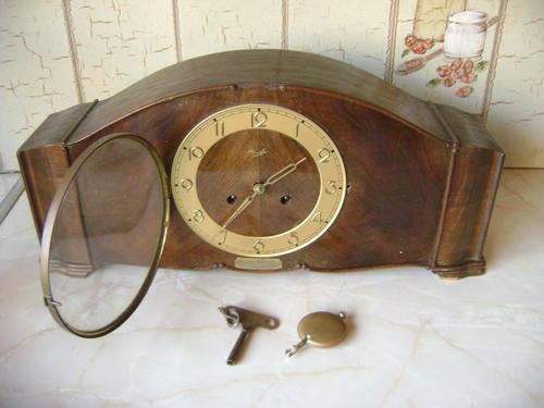 Kienzle mantel clocks