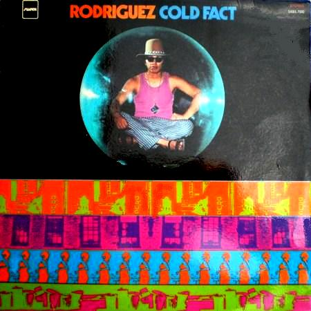 Classic Rock Rodriguez Lp Cold Fact His First Lp