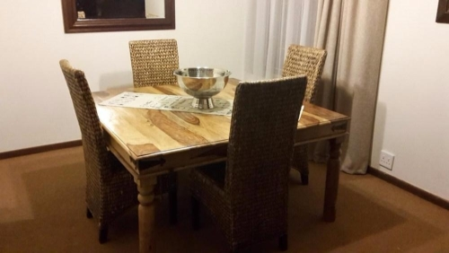 Tables 8 seater coricraft raju square dining table was for Dining room sets under 500 00