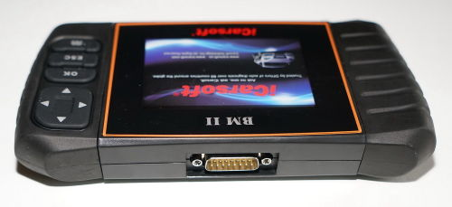 BMW E53 X5 DIAGNOSTIC SCANNER TOOL FAULT CODE RESET iCarsoft i910 2000-2006
