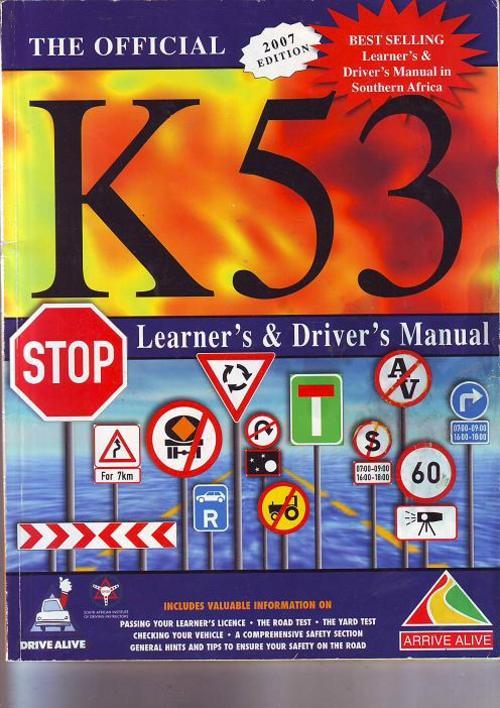 Latest K53 Learners Book Pdf
