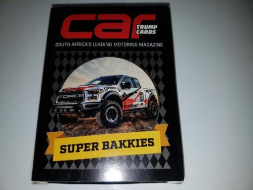 Supper Bakkies Playing Cards Free Shipping In Sa
