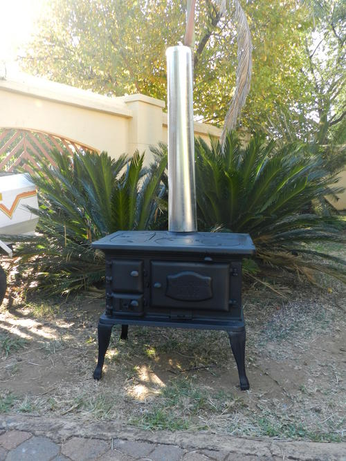 Appliances Dover Coal Stove Was Sold For R4 On 31