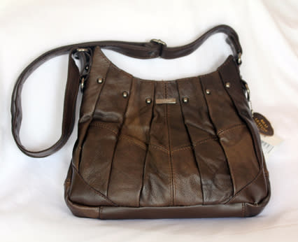 Lorenz Genuine Italian Leather Patchwork Hobo Bag Top End Designer Handbags Are A Wardrobe Item Few Of Us Can Afford In South Africa Brand Bags