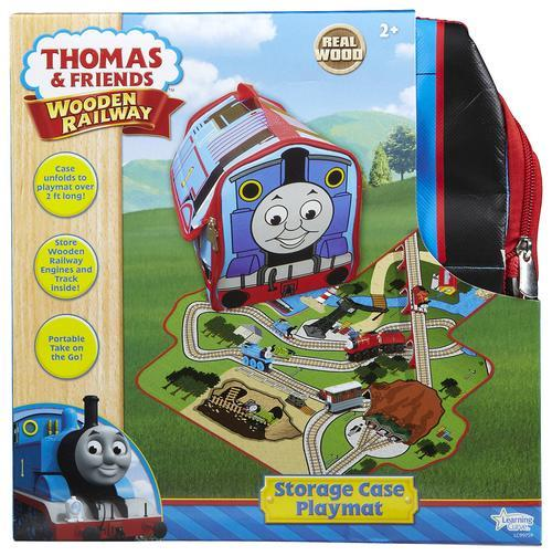 Trains Boats Buses Thomas Friends Wooden Railway Storage Case