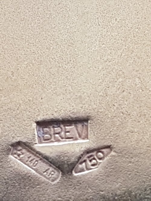Charms & Pendants - ITALIAN : [7 grams] - Solid 18ct [Stamp 750] ct
