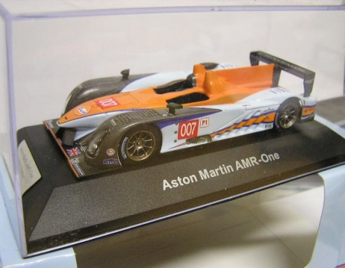 Models Ixo Diecast Model Car Aston Martin Amr One 1 No 007 Le