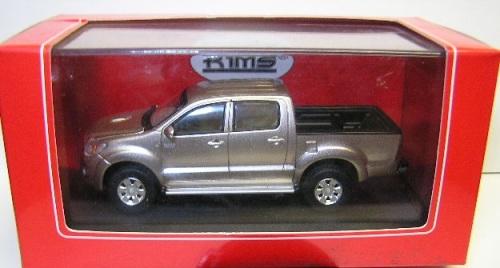 Models Rims Diecast Dealer Model Car Toyota Hilux Double Cab