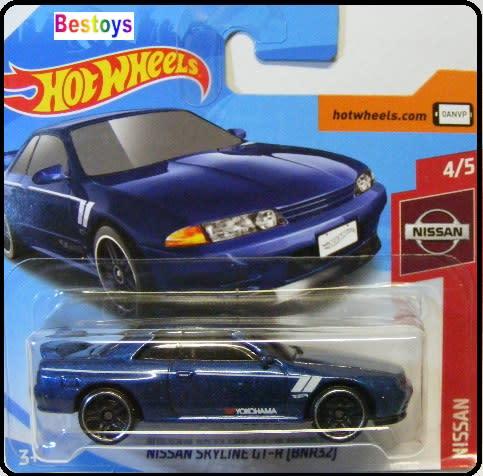 Models Hotwheels Hot Wheels Diecast Model Car 2019 1 250 Nissan