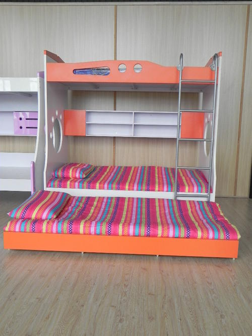 Beds Orange Triple Bunk Bed Was Sold For R2 750 00 On 31
