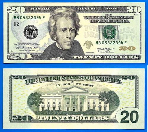 USA 10 Dollars 2017 UNC Mint San Francisco L12 NL Suffix A US United States