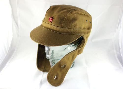 621096905 Headgear - Genuine USSR Soviet Russian Army Military Afghanistan War ...
