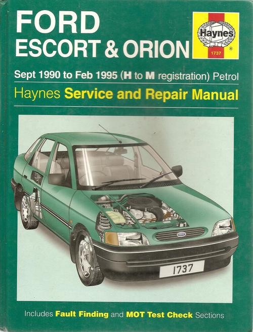 Cars ford escort orion haynes service and repair manual by john ford escort orion haynes service and repair manual by john s mead fandeluxe Images