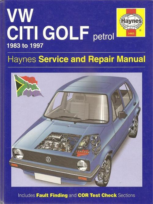 workshop manuals vw citi golf petrol model 1983 1997 haynes rh bidorbuy co za vw citi golf service manual 2008 city golf service manual