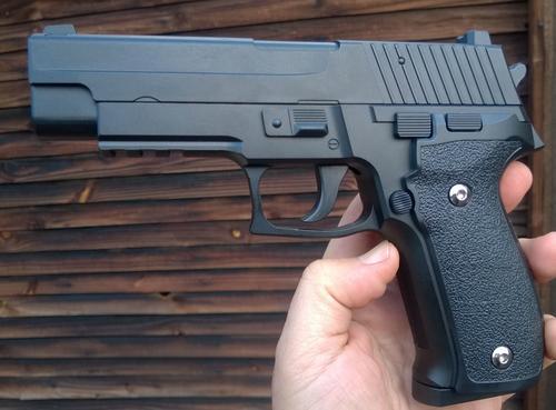 BB Guns - G26 Pistol - Spring - BB Metal Pistol Full Size was sold