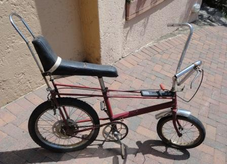 Road - Raleigh Chopper MK1 - 70's Classic!!! Collectors Bicycle