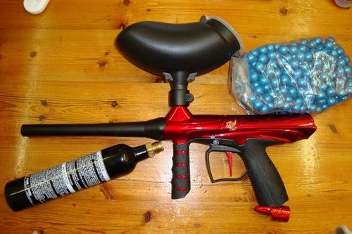 Markers Amp Guns Tippmann Tpn Gryphon Paintball Gun