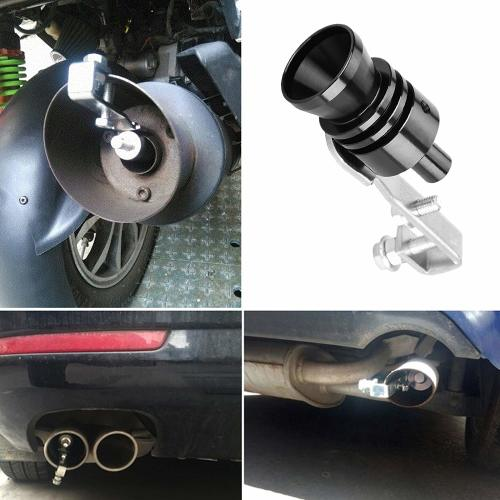 Other Exhaust & Emission - Exhaust Fake Turbo Whistle Pipe
