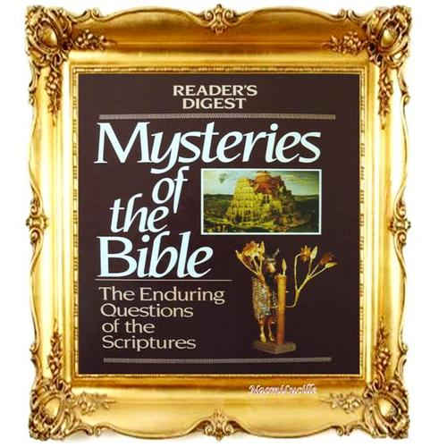 Bible Mystery: Philosophy, Religion & Spirituality