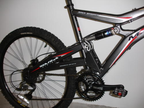 Full Suspension Marin Rock Springs Was Sold For R7 500