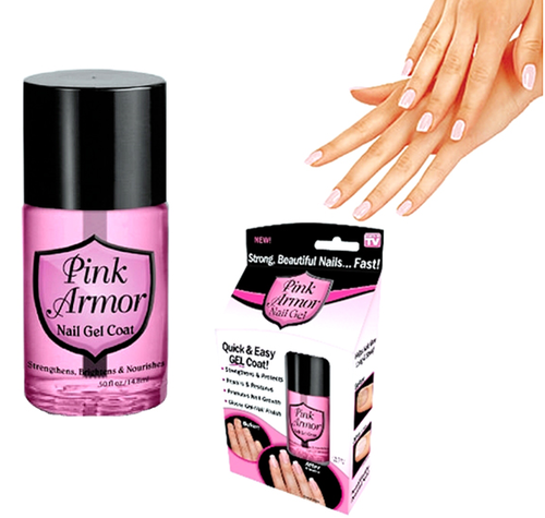 Pink Armor Nail Gel Was Listed For R49.00 On 5 Feb