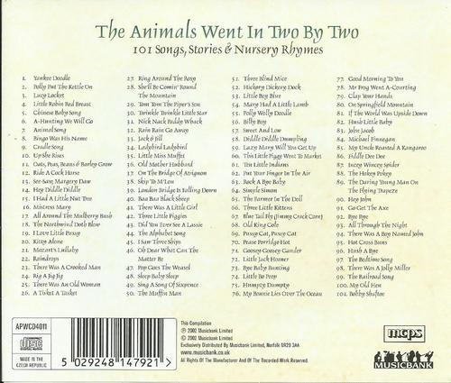 Other Music Cds The Animals Went In