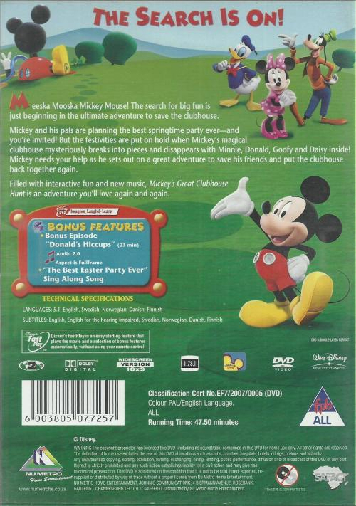 Mickey Mouse Clubhouse Nl | Bruin Blog