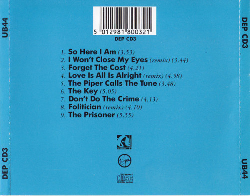 Other Music CDs - UB40 - UB44 (CD) for sale in Johannesburg