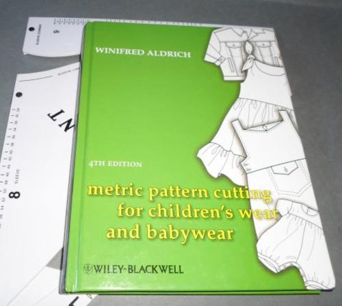 Tools metric pattern cutting for childrens wear and babywear tools metric pattern cutting for childrens wear and babywear winifred aldrich 4th edition was sold for r13000 on 11 feb at 1146 by firsttime in fandeluxe Images