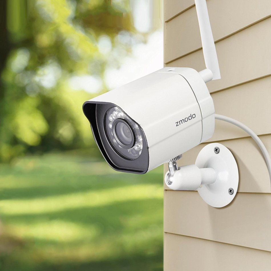 Complete CCTV Systems - Zmodo Wireless Security Camera System